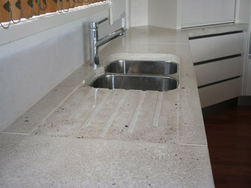 Mixed Element Sunshine Coast Kitchen Benchtops Shower Bases