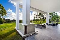 custom concrete kitchen and outdoor area queensland (3)